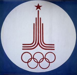 Emblema Moscu80